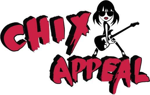 Chix Appeal logo